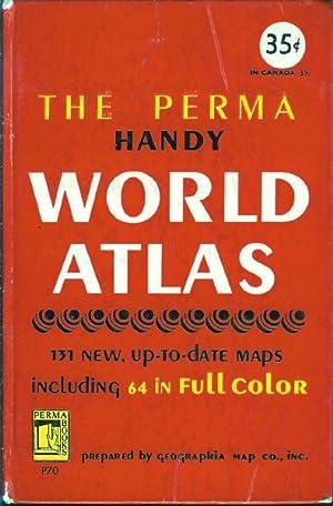 The Perma Handy World Atlas: Gross, Alexander F.R.G.S.