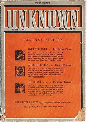 Unknown 1941 Vol. 04 # 06 April: Campbell, John W.