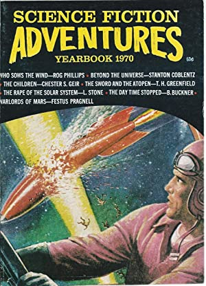 Science Fiction Adventures Yearbook 1970: Cohen, Sol (editor):