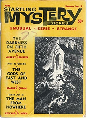 Startling Mystery Stories # 5 Summer 1967: Lowndes, Robert A.W.