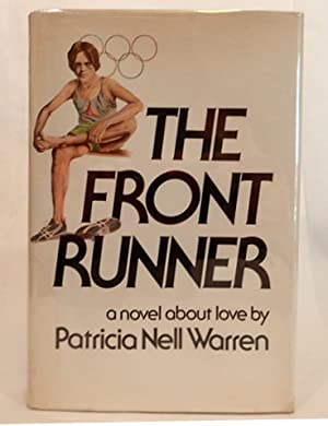 THE FRONT RUNNER (Screenplay): Larner, Jeremy. (Warren, Patricia Nell). (Newman, Paul)