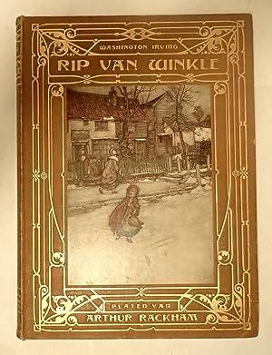RIP VAN WINKLE: EEN NGELTEN VERHAAL VAN: Irving, Washington