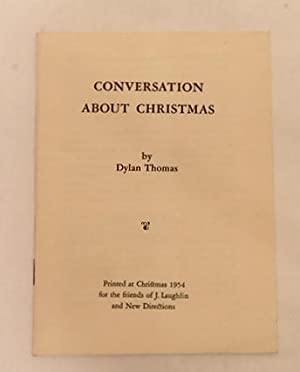 Conversation About Christmas: Thomas, Dylan