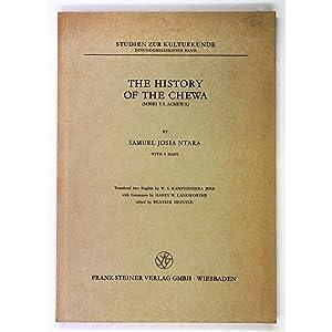 The History of the Chewa (Mbiri ya: Ntara, Samuel Josia