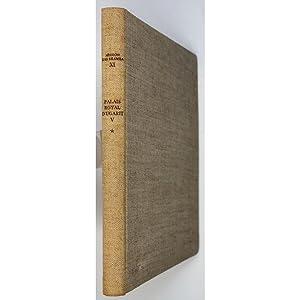 Le Palais Royal d'Ugarit. V. Textes en: Virolleaud, Charles (Editor);