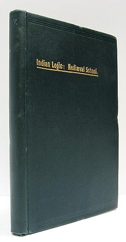 History of the Mediaeval School of Indian: Vidyabhusana, Mahamahopadhyaya Satis