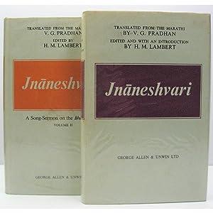 Jnaneshvari: [Bhavarthadipika]. Translated from the Marathi by