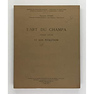 L'Art du Champa (Ancien Annam) et son: Stern, Philippe