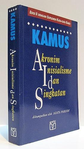 Kamus Akronim Inisialisme dan Singkatan.: Parsidi, Agata