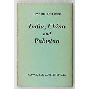 India, China and Pakistan: Sherwani, Latif Ahmed