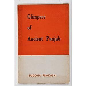 Glimpses of Ancient Panjab.: Prakash, Buddha
