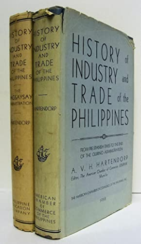 History of Industry and Trade of the: Hartendorp, A.V.H. (Editor)