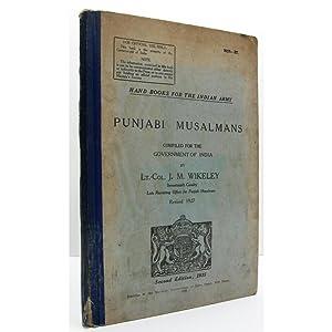 Punjabi Musalmans.: Wikeley, J.M.