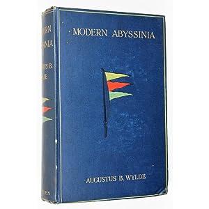 Modern Abyssinia.: Wylde, Augustus B.