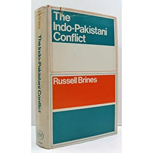 The Indo-Pakistan Conflict.: Brines, Russell