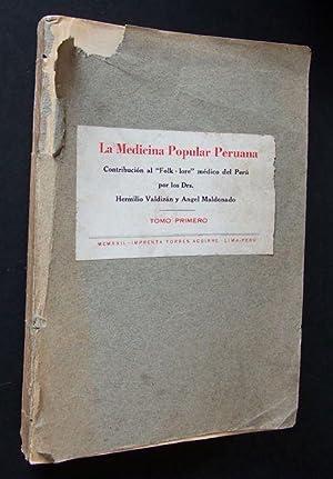 La Medicina Popular Peruana (Contribucion al Folk