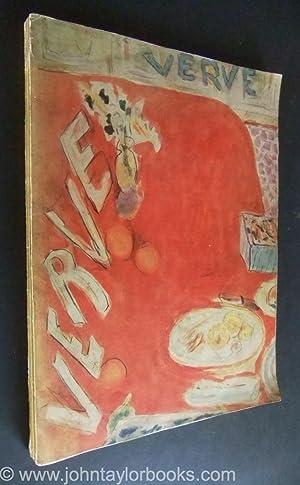 VERVE. An Artistic and Literary Quarterly. No.3: TÉRIADE, E. (editor).