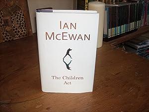 The Children Act: Ian McEwan
