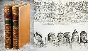 "Life of William Blake, ""Pictor Ignotus."" With: Gilchrist, Alexander. (Blake,"