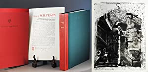 Poems of W. B. Yeats. Selected and Introduced by Helen Vendler & with Six Etchings by Richard ...
