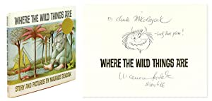 Where The Wild Things Are. Story and: Sendak, Maurice Bernard.