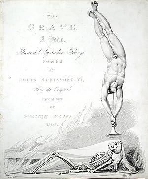 The Grave A Poem By Blake William Blair Robert Abebooks