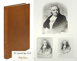 The Complete Portraiture of William and Catherine: Blake, William. Keynes,
