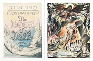 Illustrations of the Book of Job (The: Blake, William. Trianon