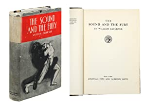The Sound and the Fury.: Faulkner, William.