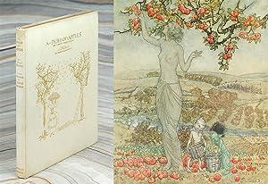 A Dish of Apples.: Phillpotts, Eden. Rackham,