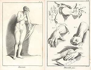 Dessein (Design) Encyclopédie, ou dictionnaire raisonné des: Diderot, Denis.