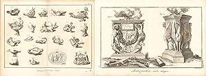 Antiquités (Antiquities). Encyclopédie, ou dictionnaire raisonné des: Diderot, Denis.