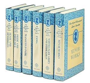 The Novels of Jane Austen The Text: Austen, Jane.