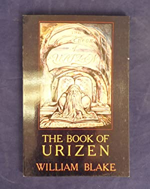 William Blake The Book of Urizen edited: Easson, Kay Parkhurst,