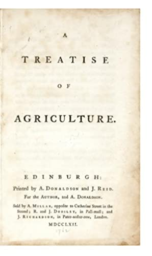 A Treatise of Agriculture