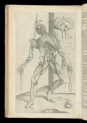 Les Portraicts Anatomiques de Toutes les Parties: VESALIUS, Andreas.
