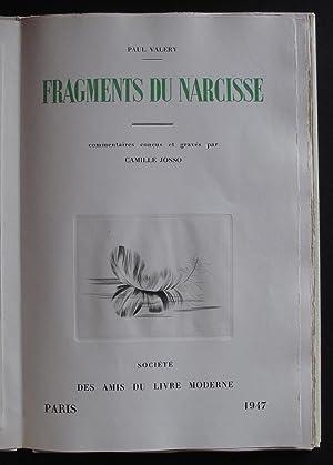 Fragments du Narcisse (illus. Camille JOSSO): Valéry, Paul