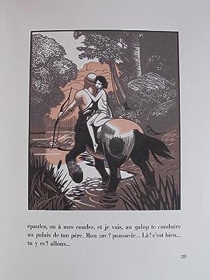 La Vie Amoureuse de la Belle Hélène (illus. Carlègle): D'Houville, Gérard