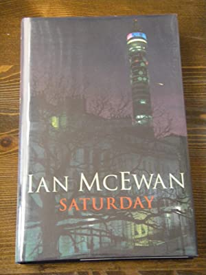 Saturday: Ian McEwan