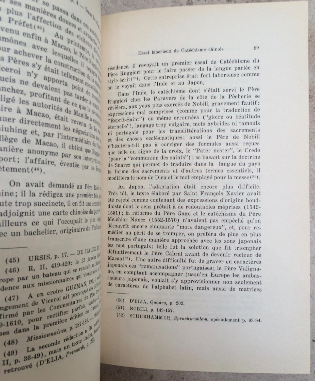 Le Pere Matthieu Ricci Et La Societe