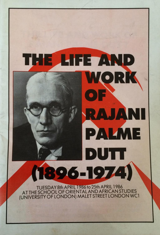 Image result for Rajani Palme Dutt images