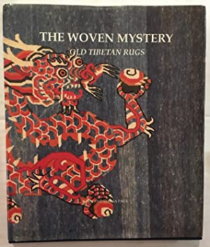 The woven mystery : old Tibetan rugs: Page, John and