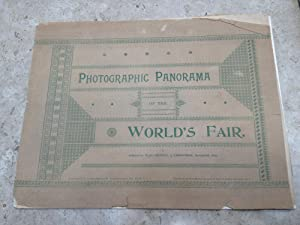 PHOTOGRAPHIC PANORAMA OF THE WORLD'S FAIR, 1894 - Part 1 of 4