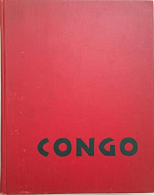 Congo . Photographed by Andre Cauvin.: John Latouche; Andre