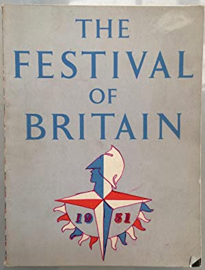 The Official Book of The Festival of: designed by Edward