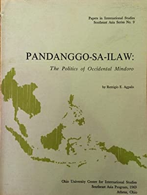 Pandanggo-sa-ilaw: the politics of occidental Mindoro: Remigio E Agpalo