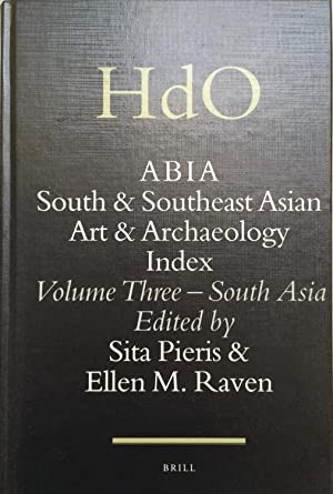ABIA; South and Southeast Asian Art and: K R van