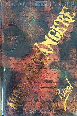 noli me tangere book cover