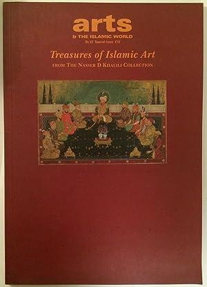Arts & the Islamic World. No. 22: guest editor, Nahla
