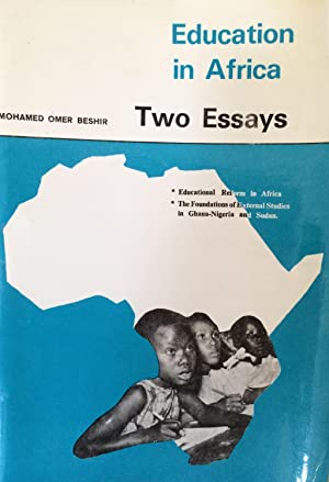 Education in Africa : two essays.